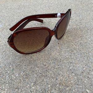 Chanel Pearl Tortoise Shell Sunglasses
